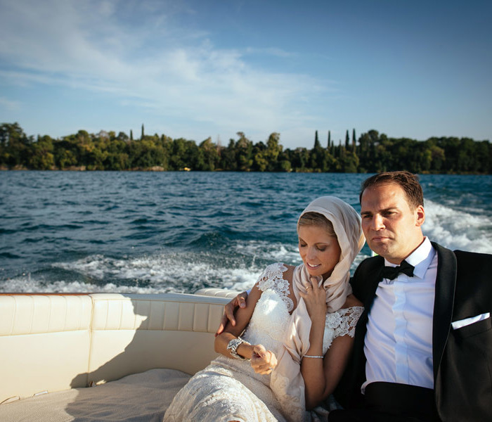 Matrimonio a Villa Fiordaliso e Torre S. Marco