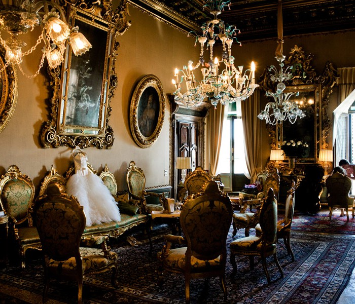 Wedding at Palazzo Cavalli, Venice