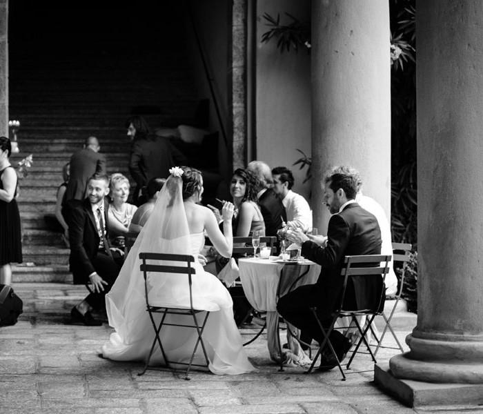 Matrimonio a Lecco, Casa Semenza, S. Maria Hoè