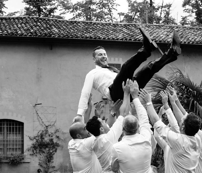 Matrimonio al Convento dell'Annunciata, Mantova