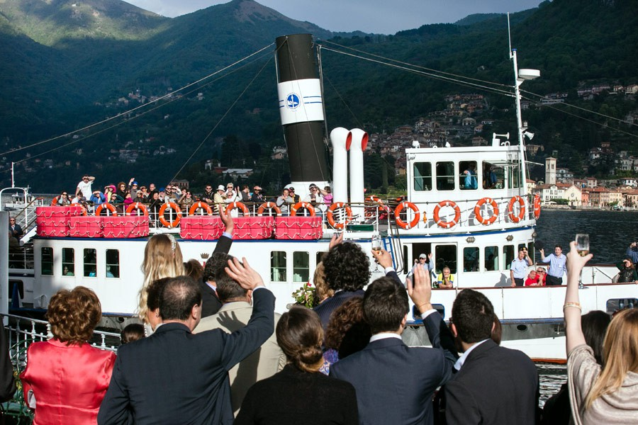 Fotografi matrimonio lago di Como