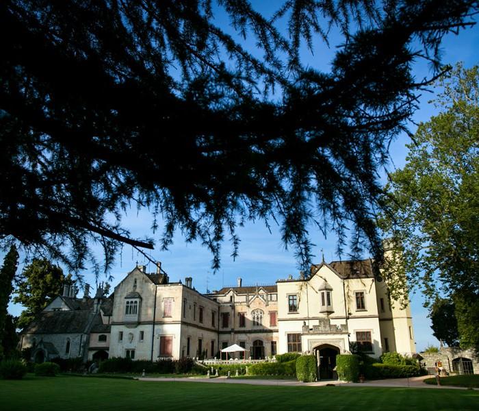 Matrimonio sul lago Maggiore, Castello dal Pozzo