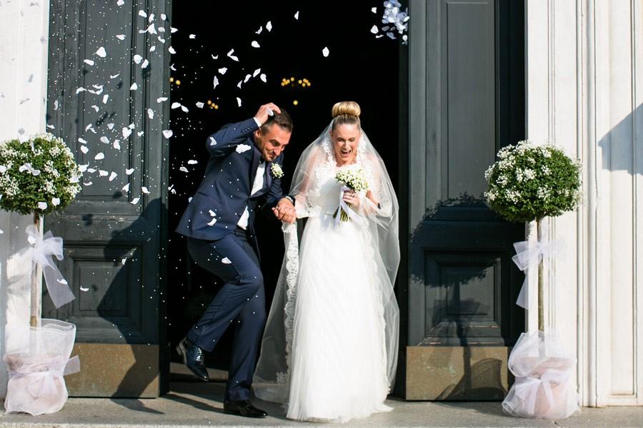 Matrimonio a Torre S. Marco, lago di Garda