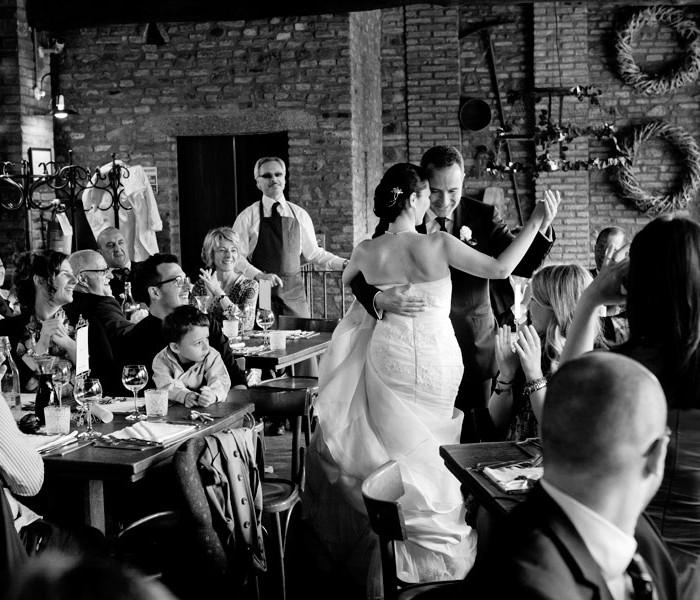 Wedding photographers in Milan