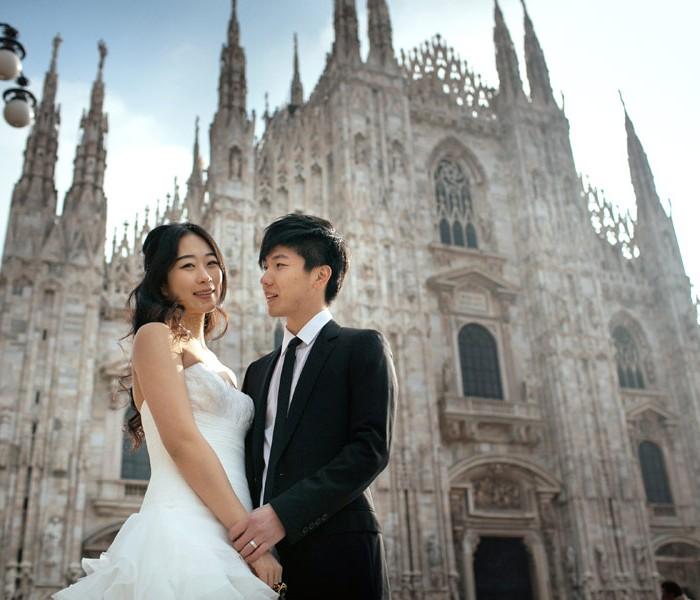 Fotografo matrimoni Milano