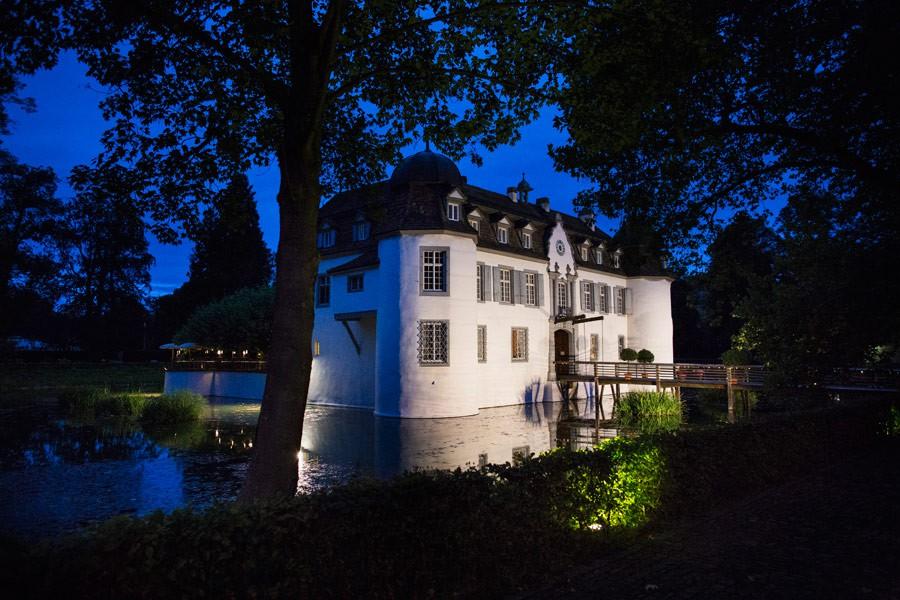 Dream wedding in a fairy-tale castle
