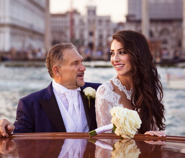 Wedding Aman Resorts, Venice