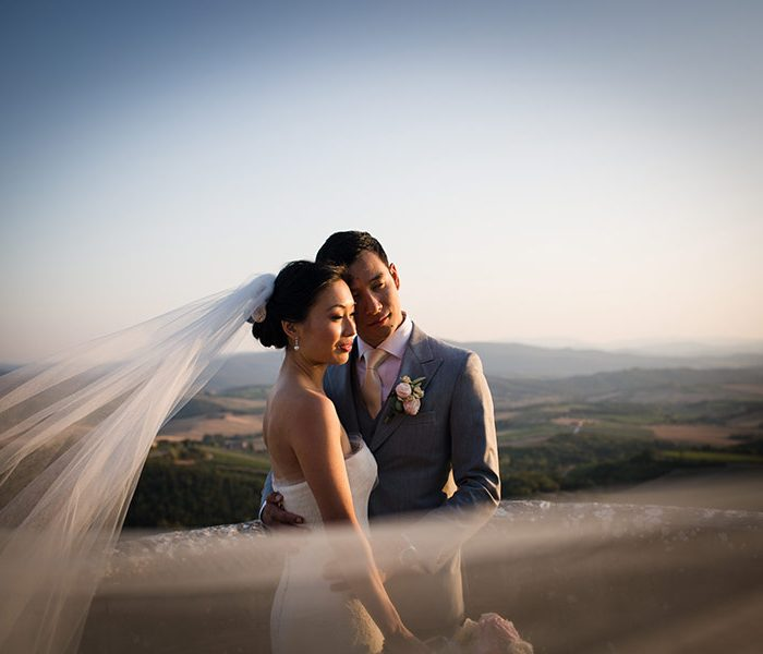 Wedding at Castello La Leccia, Tuscany