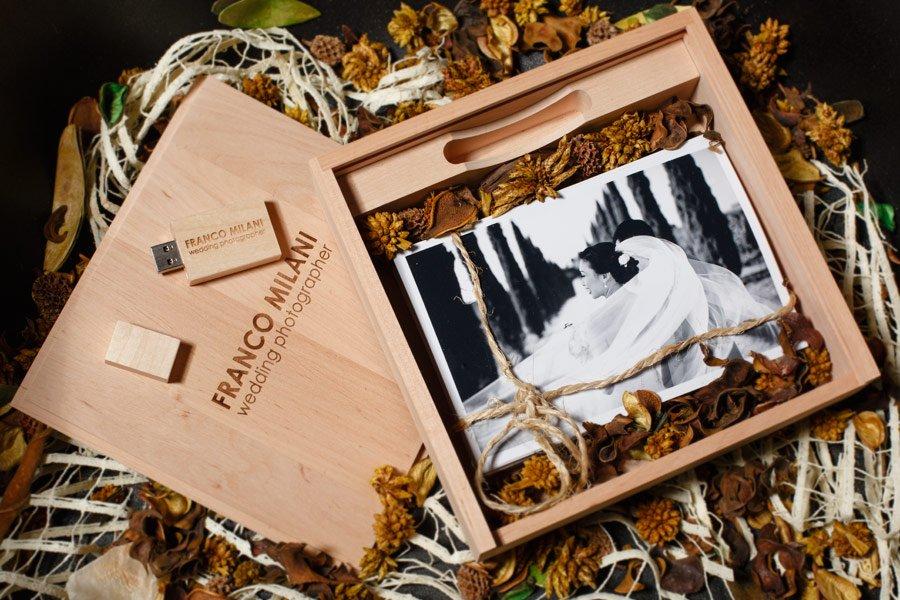 wedding wooden box