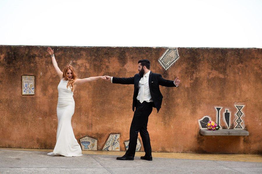 Wedding elopement in Amalfi Coast
